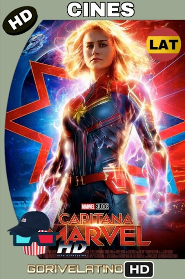 Capitana Marvel (2019) CAM Latino MKV