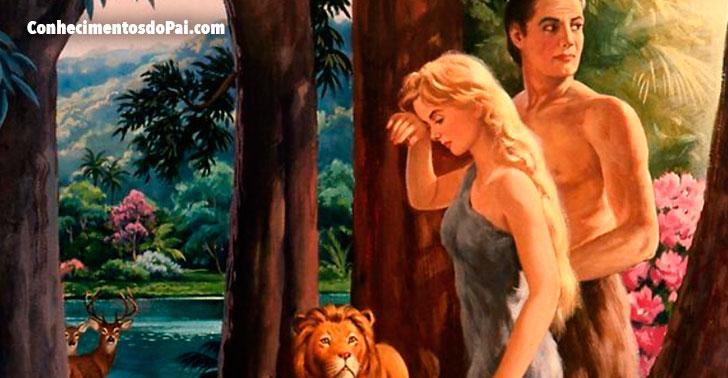 adao e eva sendo expulsos do paraiso - Quem Foi Adão? Como Adão Viveu Aqui na Terra? Como Adão Morreu? - Histórias Bíblicas