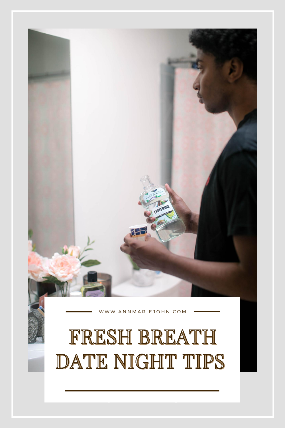 How do you ensure that your breath and smile are date night ready? Find out how your mouth can not only be clean but healthy and bold!