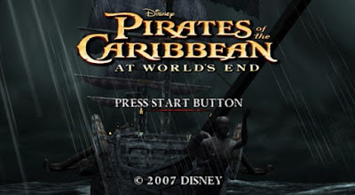 Download Pirates Of The Carribbean - At Worlds End CSO ISO PPSSPP