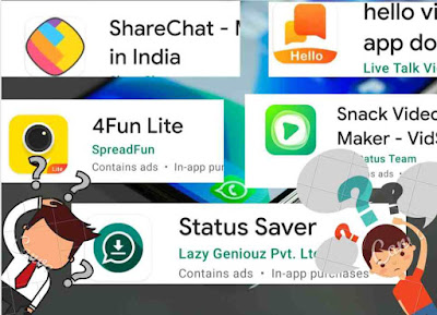 What is the best app for WhatsApp status