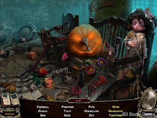 tales of terror crimson dawn PC Hidden objects