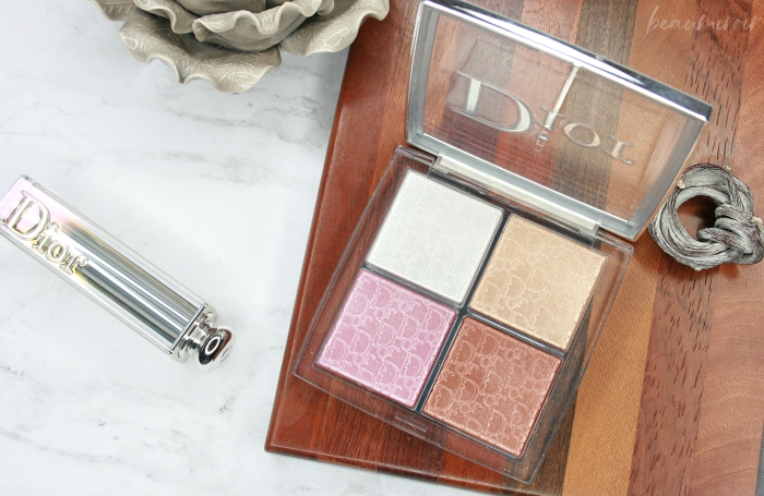 Frenchfriday Dior Backstage Glow Face Palette Beaumiroir