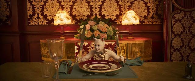 trailer e imagenes de la película musical 'Cats'