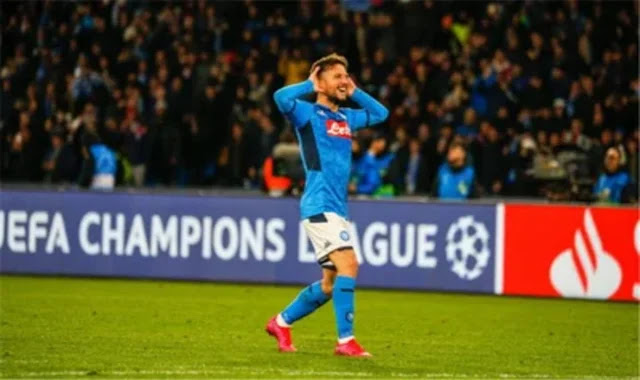 Mertens closes the door to Liverpool: I live in Naples like a king