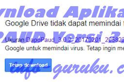 Download Aplikasi Dapo PAUD Versi 3.02 2