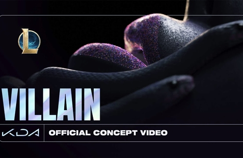 Villain | K/DA & Madison Beer & Kim Petras Lyrics