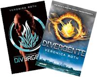 Portadas de Divergente