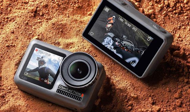 DJI Osma Action Camera