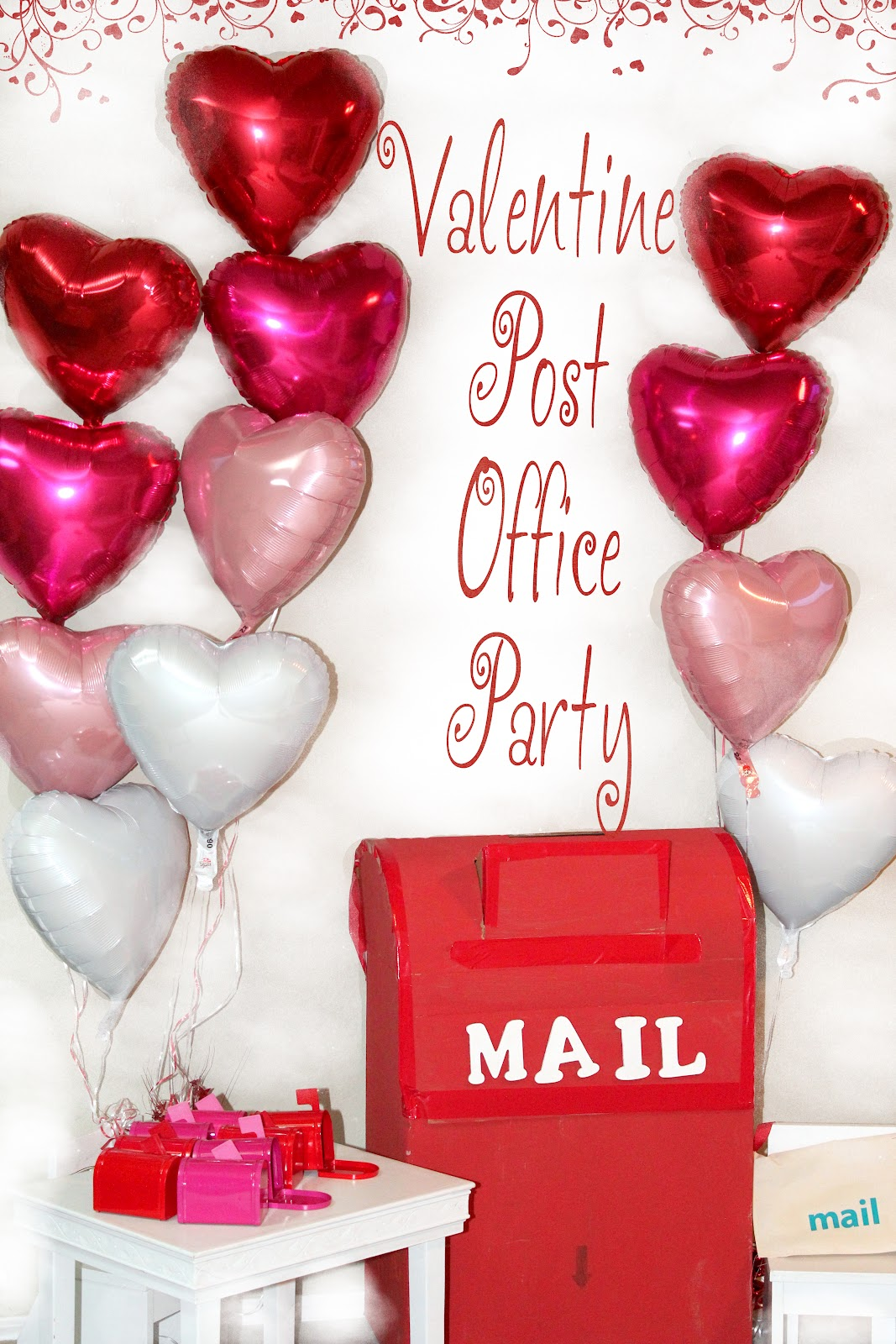 Clever Faeries Valentine Post Office Party