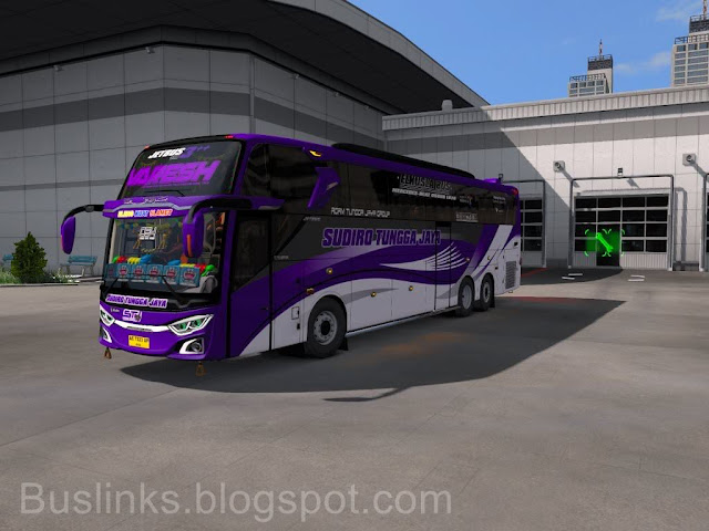 Mod ets2 indonesia v1.31 bus shd
