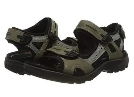 2- ECCO Yucatan Toggle Sandal