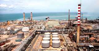 refinería Cardón
