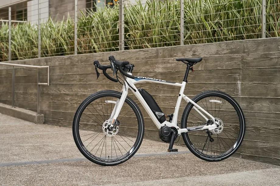 Yamaha's new electric bicycle