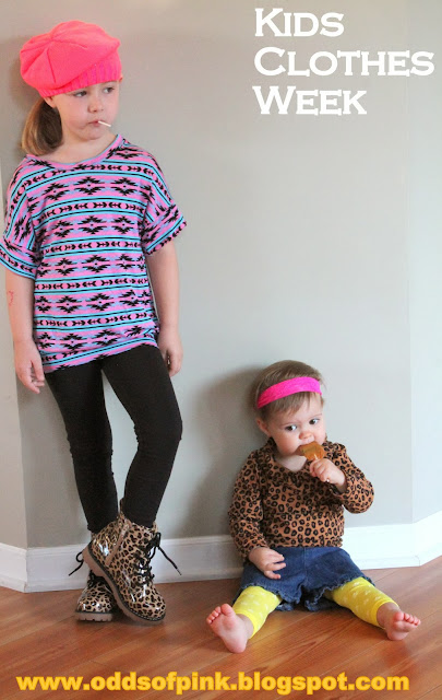 Kids Clothes Week - Day 2