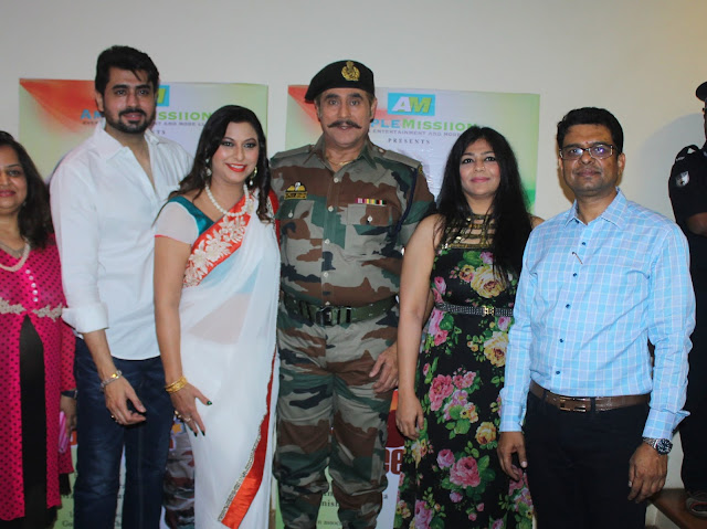 20. Gupreet Kaur Chadha with Puneet Isaar and Bassant Rassiwasia
