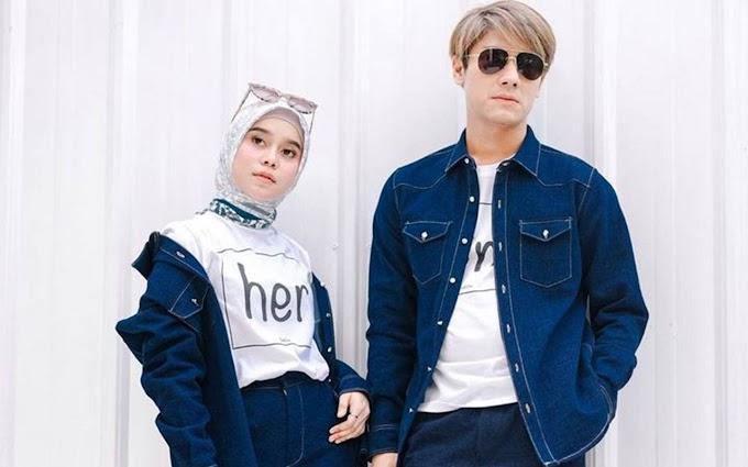 Outfit Lesty Kejora dan Rizky Billar ini Bisa Jadi Inspirasi Couple OOTD mu