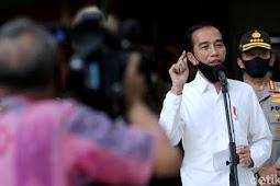 Presiden Jokowi di Depan Menteri: Untuk Rakyat, Saya Bisa Bubarkan Lembaga-Reshuffle!