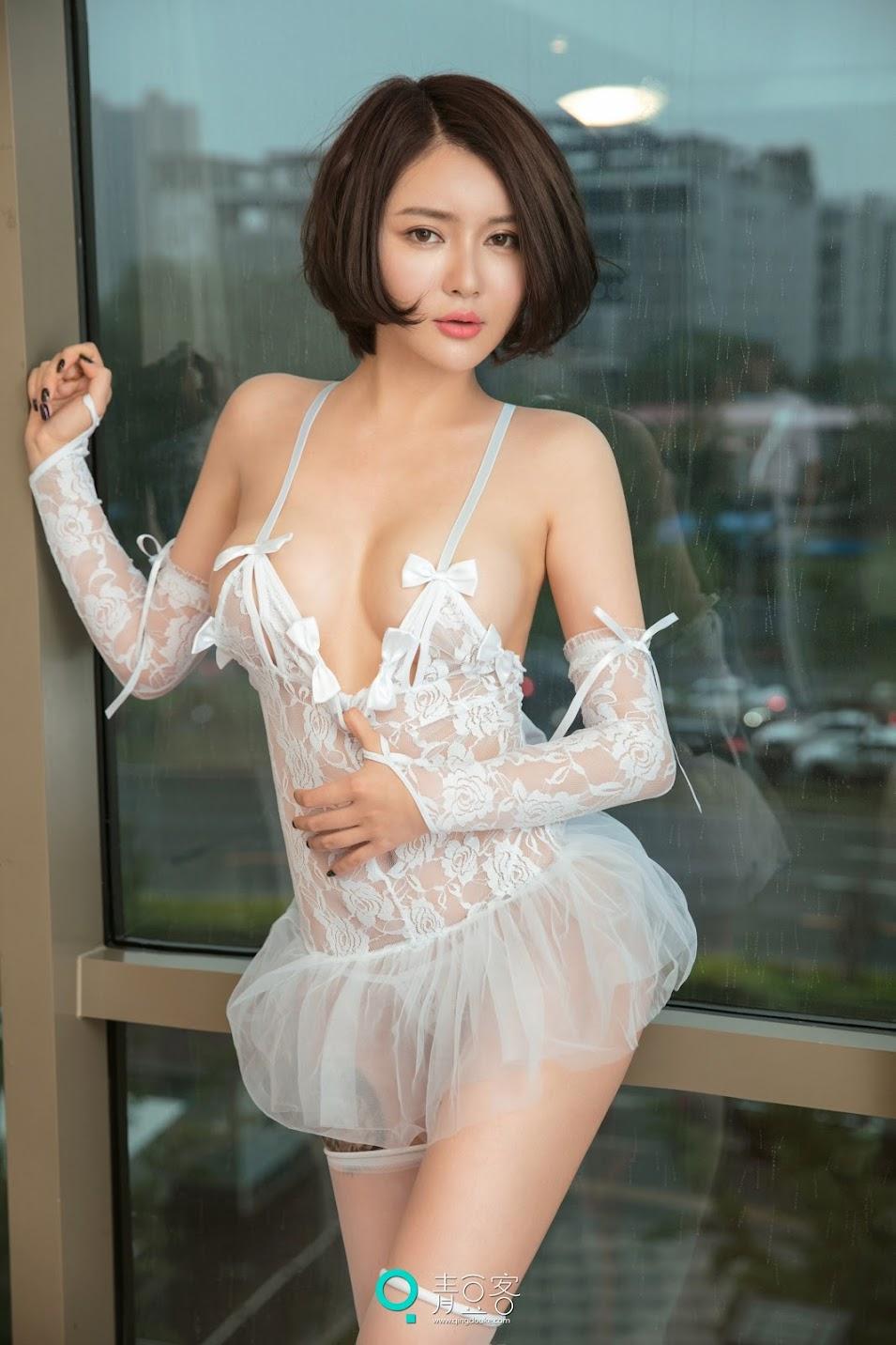 QingDouKe青豆客 NO078 2017.08.11 凯竹 [51+1P-198M]Real Street Angels