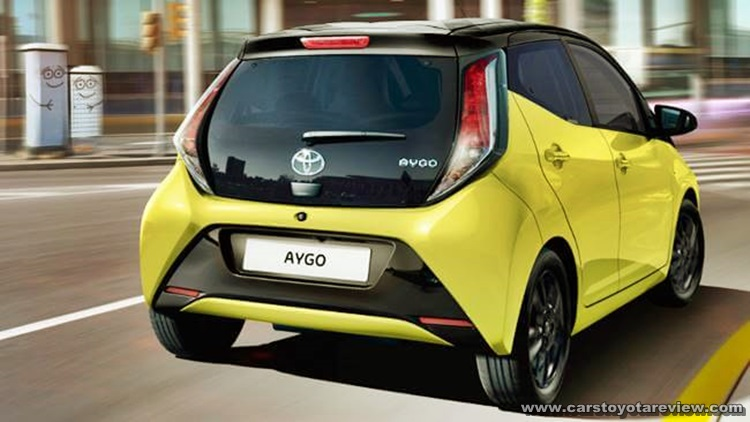 2018 Toyota Aygo Hybrid Review