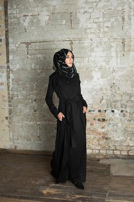 hijab untuk cewek tinggi kurus