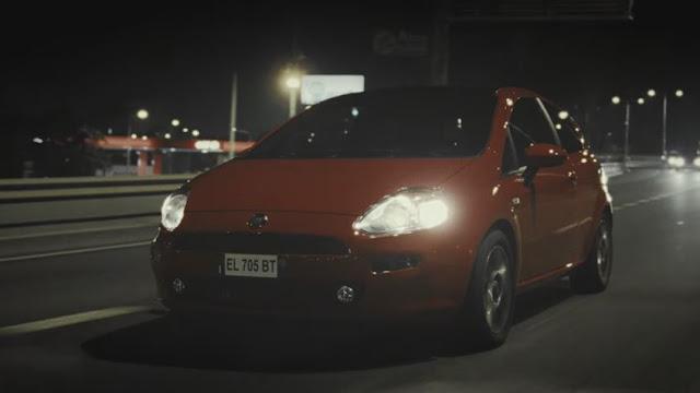 """Canzone Pubblicità Fiat Punto spot con musica Cartone Ufo Robot """"Razzo Missile"""