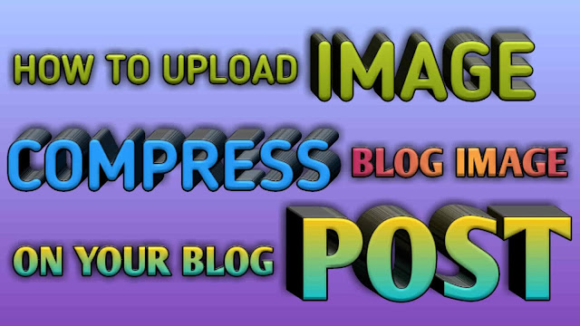 HOW to create image for blog
