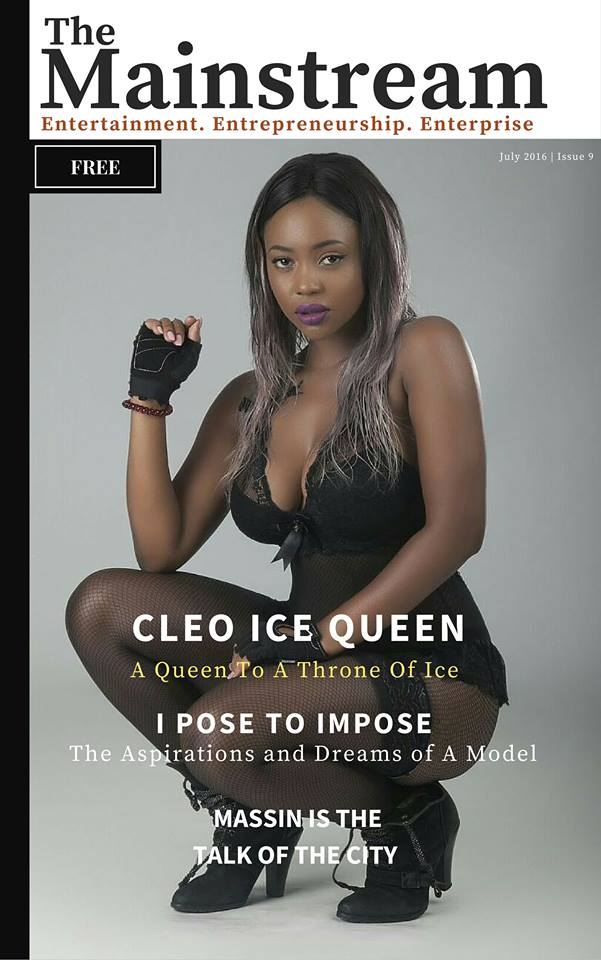 A Queen To An Ice Throne - The Mainstream Issue 09