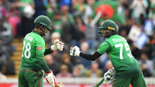 Bangladesh vs West Indies 23rd Match ICC Cricket World Cup 2019 Highlights