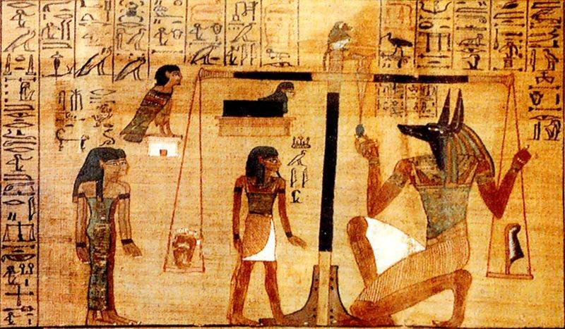 Medicine in ancient egypt vs ancient