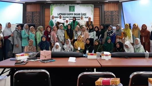50 Peserta Ikuti LKD Fatayat NU Sumbar
