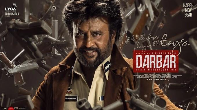 Darbar (2020) Rajinikanth Movie Online Play & Dowload