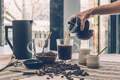 fakta kopi, cara membuat kopi, membuat kopi, kopi panas, kopi panas enak,