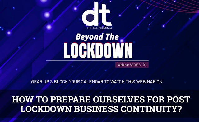 Digital Terminal Beyond the Lockdown Webinar Series