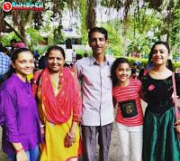 Nehal Vadoliya Family