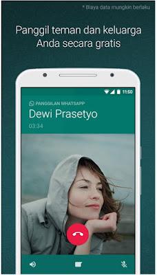 Download WhatsApp Messenger V2.16.278 Apk Terbaru