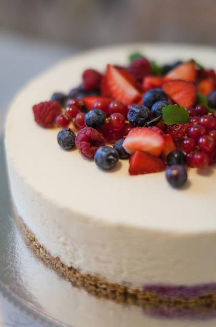 Prepara este delicioso Cheese Cake fácilmente