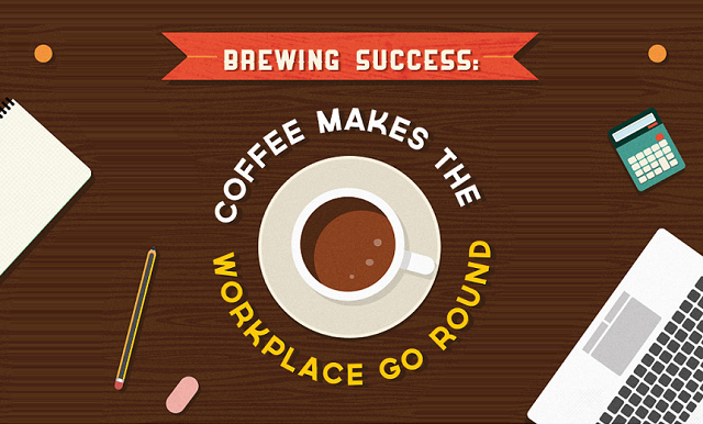 Brewing Success: Coffee Makes the Workplace Go Round