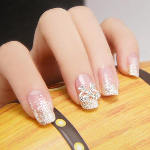 uñas de novias