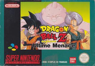 Rom online SNES Dragon Ball Z Super Butouden 3
