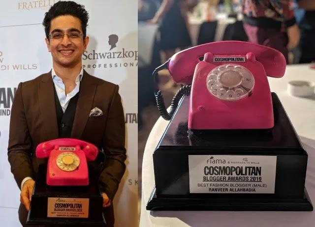 Ranveer Allahbadia won awards