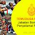 Temuduga Fizikal, Pancaindera Dan Kecergasan Pegawai Bomba Gred KB19 Jabatan Bomba Dan Penyelamat Malaysia - 21 November 2018 - 30 November 2018