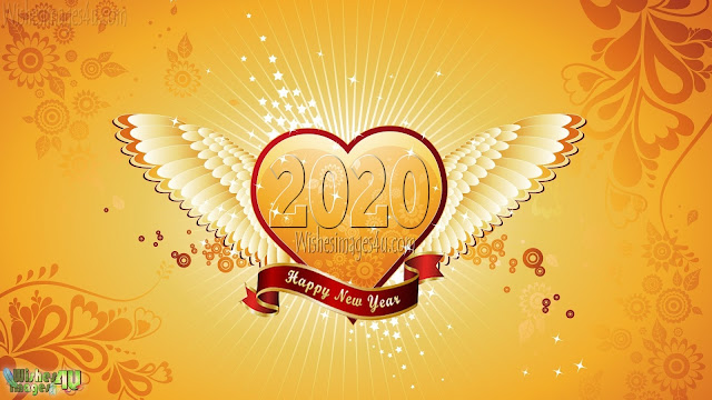 New Year 2020 Love HD Desktop Wallpapers Download Free