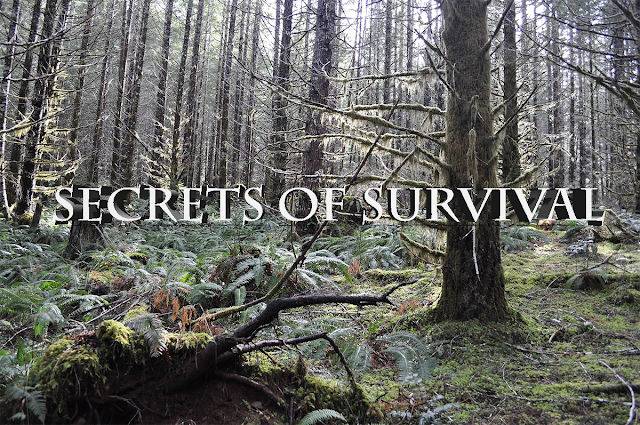 Secrets of Survival Skills & Tips