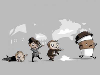cafe zombies ·conlosochosentidos.es