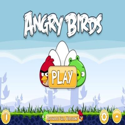تحميل لعبة Angry Birds للحاسوب