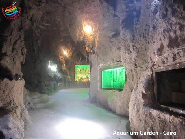 Aquarium Grotto Garden - Cairo
