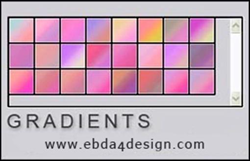 تحميل تدرجات وردية للفوتوشوب مجاناً, Photoshop Gradients free Download,Pink Photoshop Gradients free Download