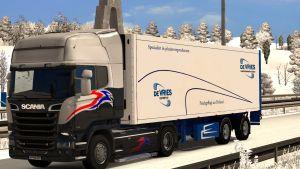 De Vries standalone trailer