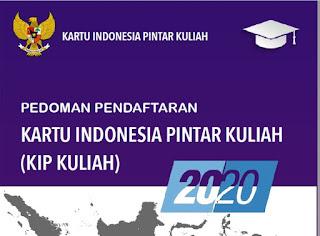 Juknis Kartu Indonesia Pintar (KIP) Kuliah
